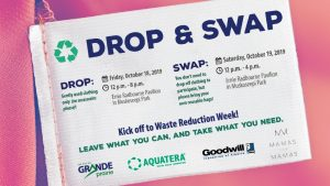 Drop & Swap @ Muskoseepi Park