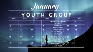 LGBTQ Youth Group @ Location may vary, be sure to check the Facebook page for more information